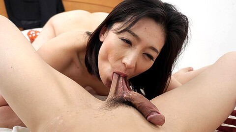 Marina Matsumoto Trimmed Pussy