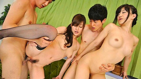 Yui Kyouno Shaved Pussy